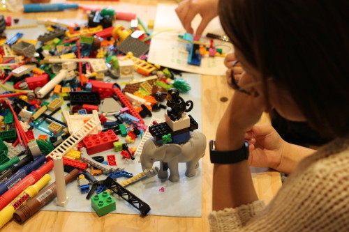 LEGO® × Career Design ③