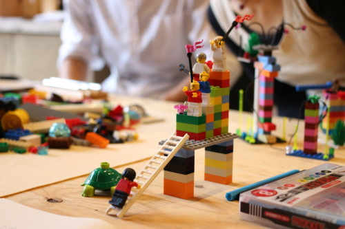 LEGO® × Career Design ④